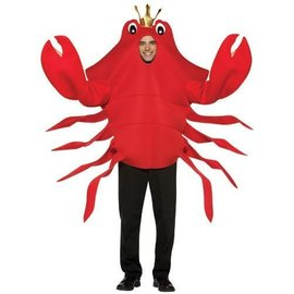 Rasta Imposta King Crab - Adult One Size