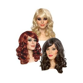 Costume Culture by Franco American Lolita Black - Wig