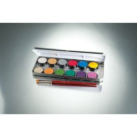Ben Nye Lumiere Grande Colour Palette -12 Colors (C3)