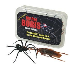 Ian Pidgeon My Pet Boris - Magic Spider/Roach