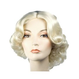 Lacey Costume Wig Marilyn Monroe/Madonna, Blonde X613 Wig