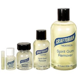 Graftobian Make-Up Company Spirit Gum Remover 8 oz.