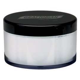 Graftobian Make-Up Company Pro Setting Powder - Clown White .7 oz