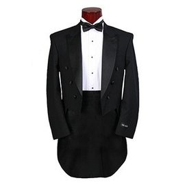 Neil Allyn Men's Tailcoat - Neil Allyn 42 Regular