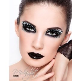 Xotic Eyes And Body Art Midnight Eye Kit