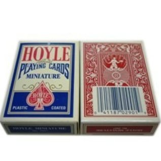 U.S. Playing Card Company Hoyle Playing Cards - Mini Deck Cards (M8)