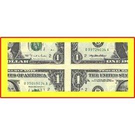 D. Robbins Mismade Dollar Bill - Bill Only (M10)