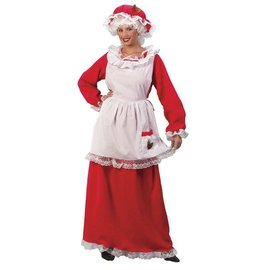 Fun World Mrs. Claus - One Size