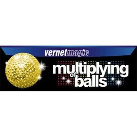 Vernet Multiplying Balls, Gold by Vernet