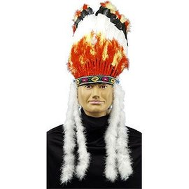 Forum Novelties Native American Headdress - 57572