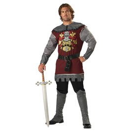 2BinCharacter Noble Knight - Adult Extra Large 46-48