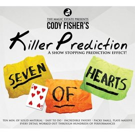 The Magic Estate Killer Prediction by Cody Fisher - Trick