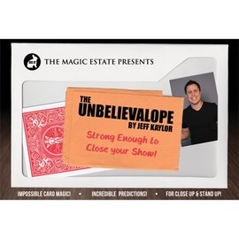 The Magic Estate Unbelievalope by Jeff Kaylor- TRICK