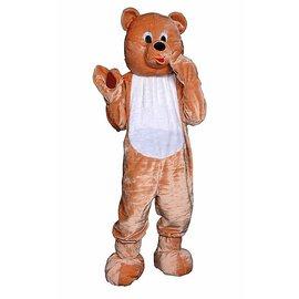 Dress Up America Teddy Bear Mascot - Adult