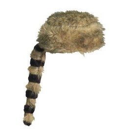 Forum Novelties Raccoon Hat / Coonskin Cap