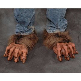 zagone studios Werewolf Feet - Brown (/347)