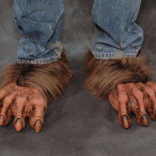 zagone studios Werewolf Feet - Brown (/347)