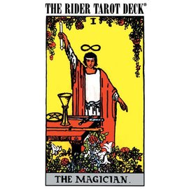 U.S. Games Rider-Waite Tarot Deck