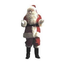 Halco Velvet Santa Suit, Deluxe - 42-48