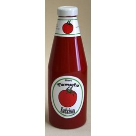 Nielsen Magic Vanishing Tomato Ketchup Bottle by Nielsen