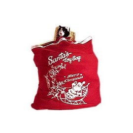 Halco Santa's Toy Bag