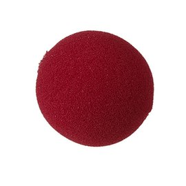 Magic By Gosh Red Sponge Clown Nose 1 inch