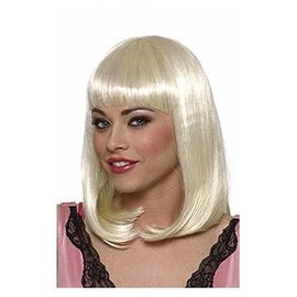 Costume Culture by Franco American Peggy Sue Wig Blonde