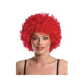 Costume Culture by Franco American Red Clown Afro Wig