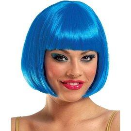 Goddessey LLC Sassy Bright Blue - Wig