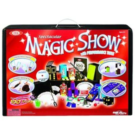 Ideal Spectacular 100 Trick Magic Suitcase by Ideal