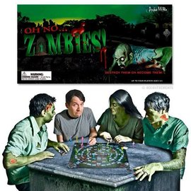 Accoutrements Oh No... Zombies! Board Game