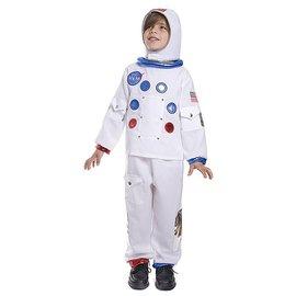 Dress Up America Tot/Child NASA Astronaut Medium  8-10