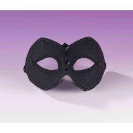 Forum Novelties Venetian Mask, Black-  SRF012