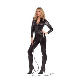 Forum Novelties Sleek and Sexy Body Suit - Small