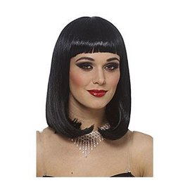 Forum Novelties Sexy Sue Wig - Black