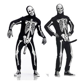 Fun World Skelboner Adult One Size Fits Most