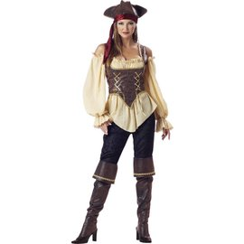 InCharacter Rustic Pirate Lady SM