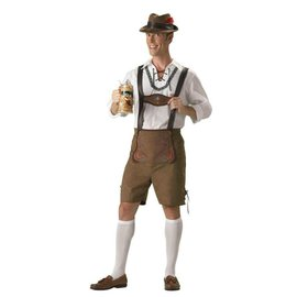 InCharacter Oktoberfest Guy - Adult Extra Large 46-48
