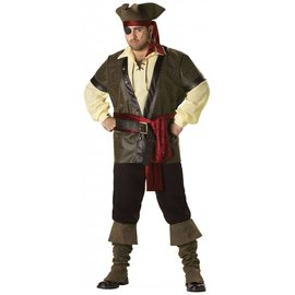 InCharacter Rustic Pirate - Plus Size 2x