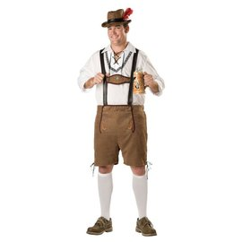 InCharacter Oktoberfest Guy - Plus Size 3XL