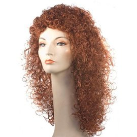 Lacey Costume Wig Plabo Auburn Wig
