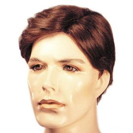 Lacey Costume Wig Sidepart Men's Wig Light Golden Brown