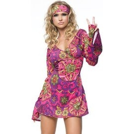 Leg Avenue Sexy Hippie - Leg Avenue M/L medium Large