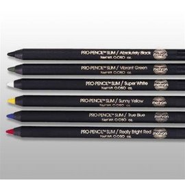 Mehron Pro Pencil Slim - Absolutely Black