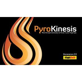 Magic Smith Pyrokinesis 2.0 by MagicSmith