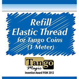 Tango Refill Elastic Thread for Tango Coins (1 Meter) (A0032) - Trick