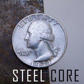 Chazpro Coin Steel Core, Quarter - Coin