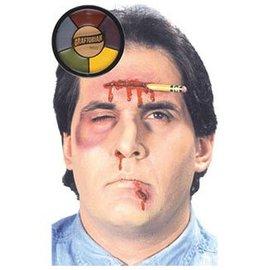 Graftobian Make-Up Company RMG Wheel - Injury F/X