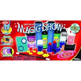 Ideal Spectacular Magic Show 100 Trick Set (0C470) - Trick