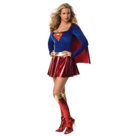 Rubies Costume Company SuperGirl - Medium 6-10